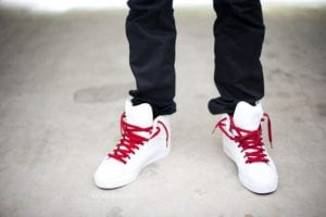 How To Lace Basket Ball Shoes? - Shoe