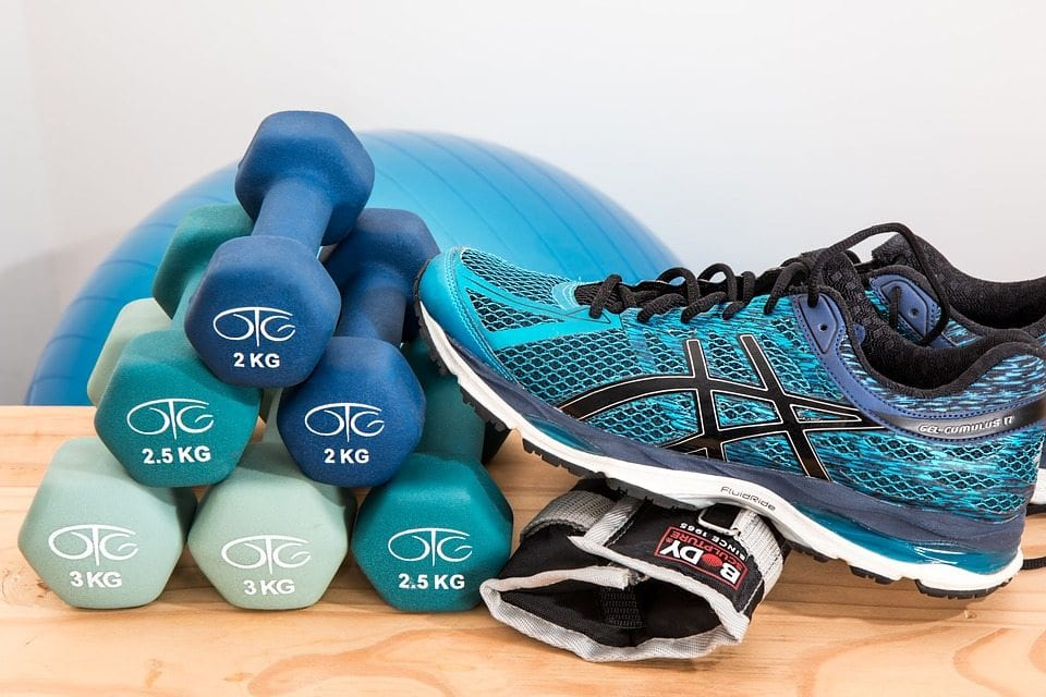 Lacing Shoes for CrossFit