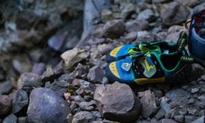 The 10 Top Climbing Shoes