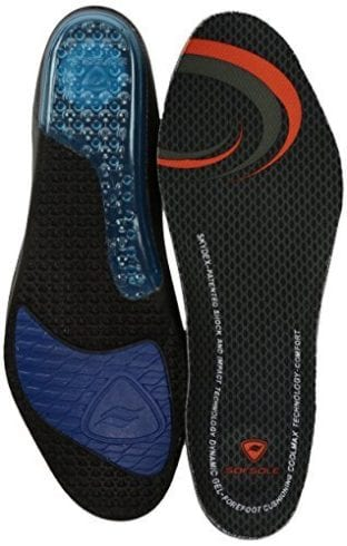 Sofsole Air Orthotic Performance